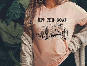Hit the Road Tee