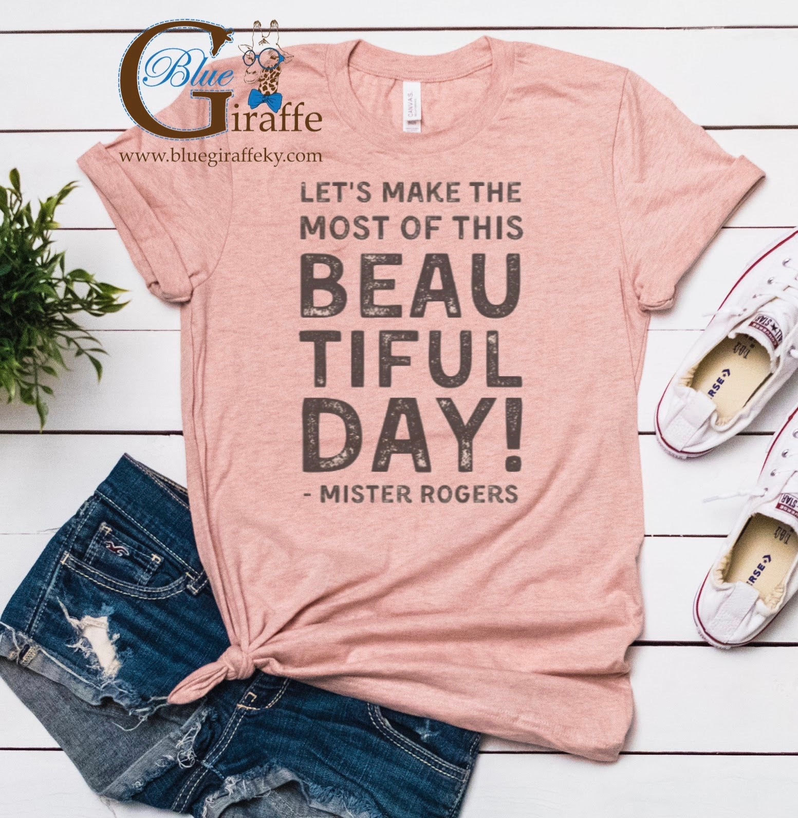 Let's Make the Most of this Beautiful Day Tee