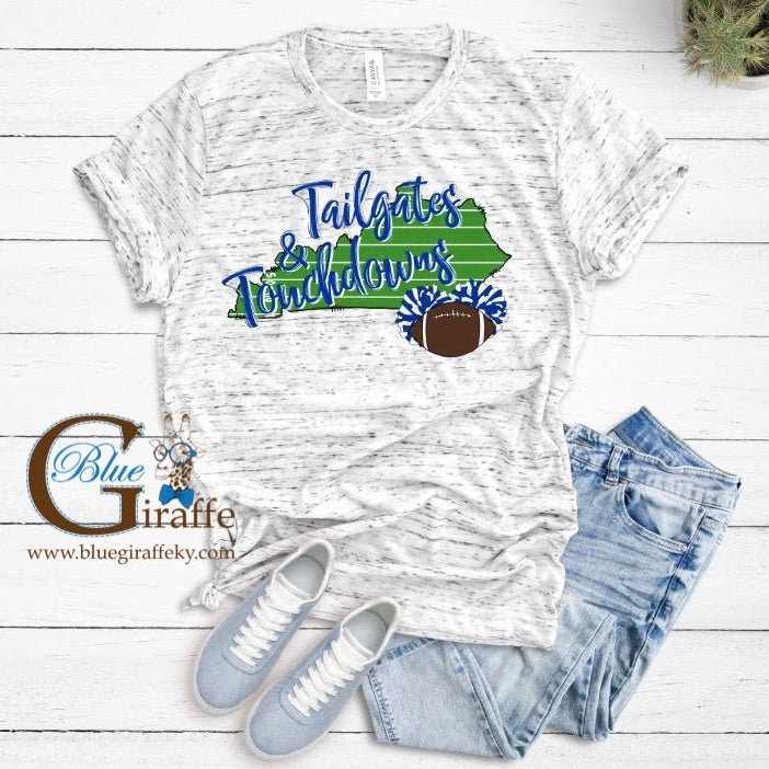 Tailgates and Touchdowns Tee
