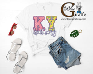 Summer Fun KY Tee