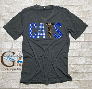 CATS Applique Tee