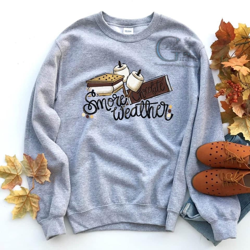 S'more Weather Swestshirt