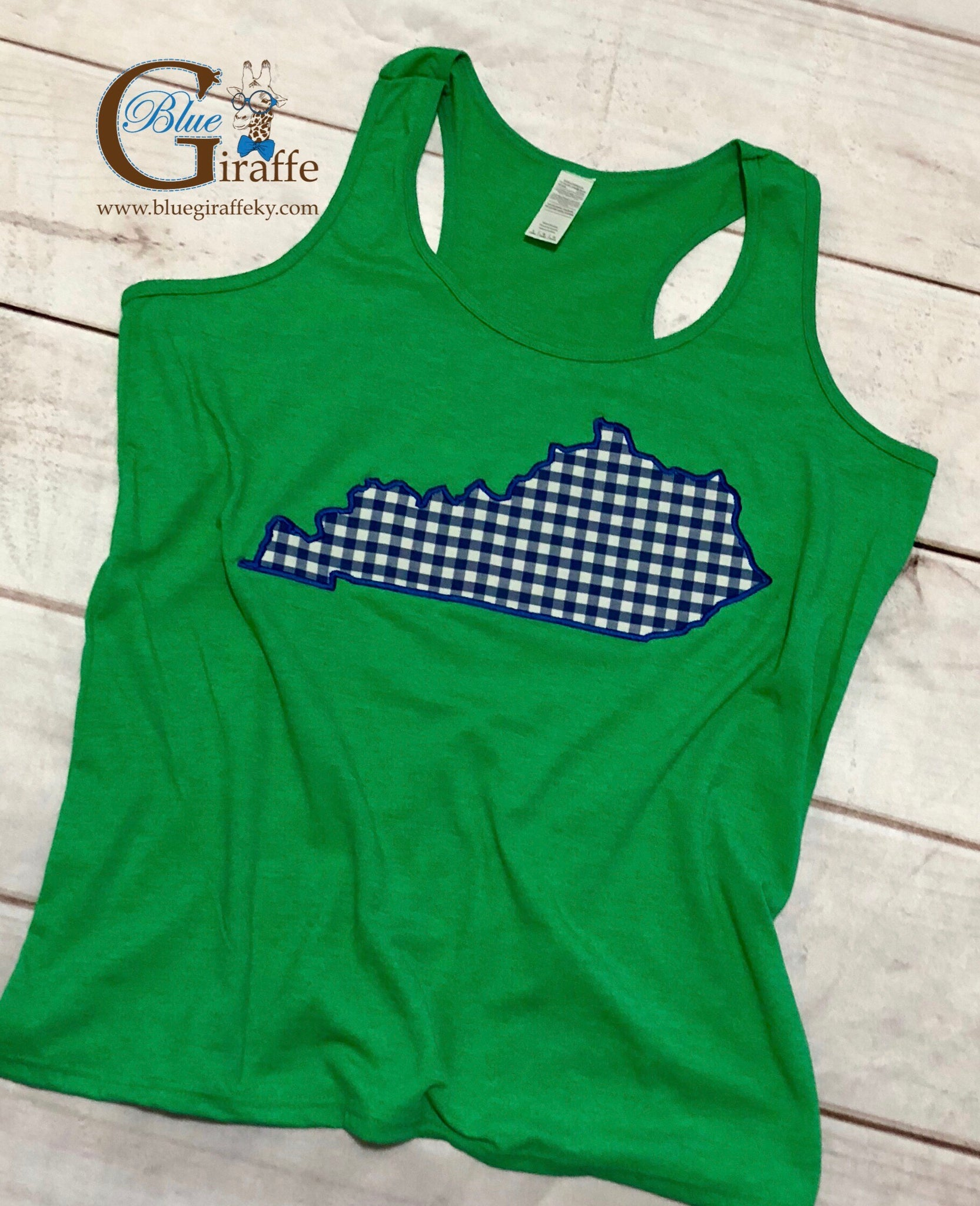 Gingham State Tank