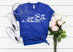 KY Horse State Tee