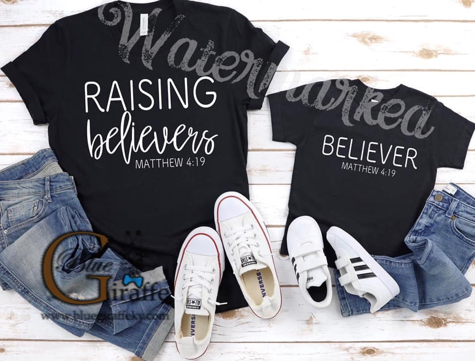 Raising Believers/Believers Tee