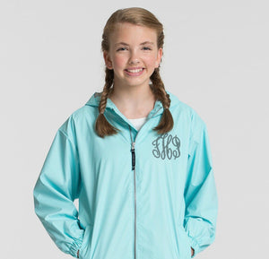 Charles River Youth Rain Jacket
