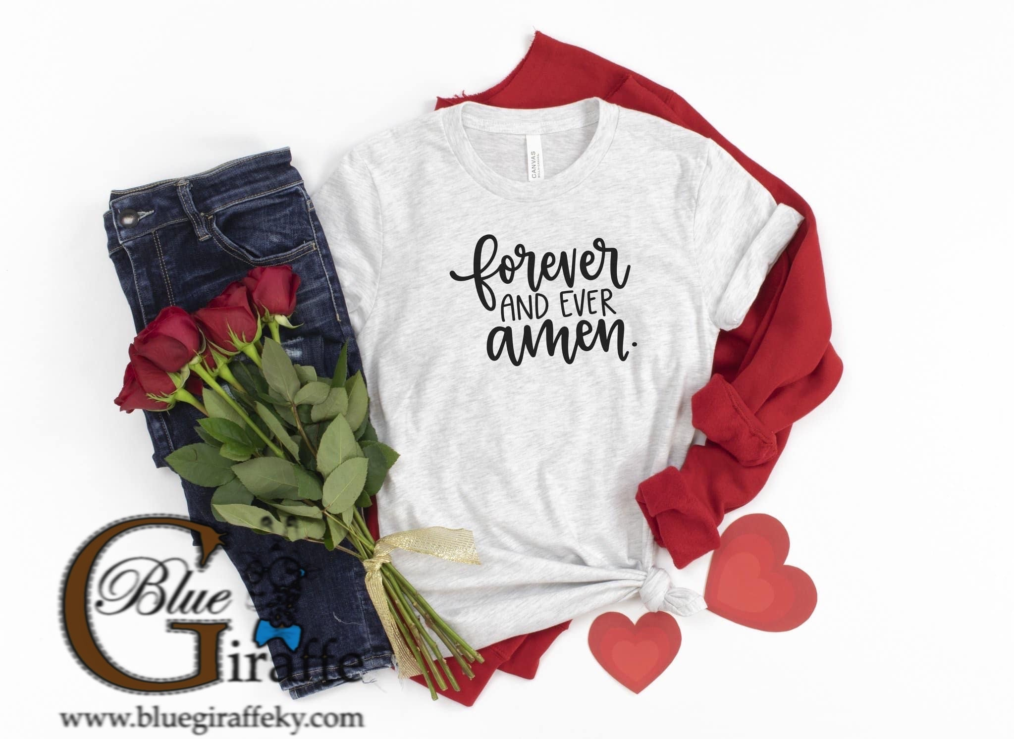 Forever and Ever Amen Tee