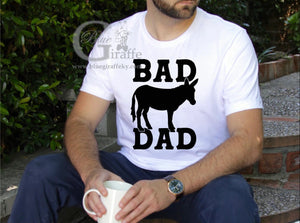 Bad Ass Dad Tee