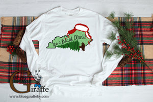 It's a Beaut Clark Christmas Long Sleeve Tee
