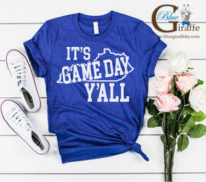 It's Gameday Y'all State Tee