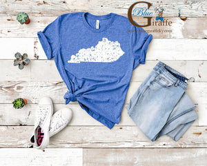 Grungy Kentucky Tee