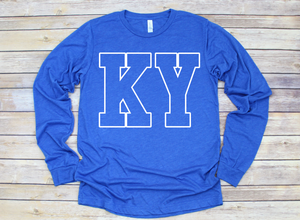 KY Long Sleeve Tee