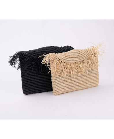 Marrakchi Clutch Natural