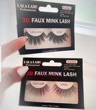Buy 1 pair of Lashes Get 1 FREE !