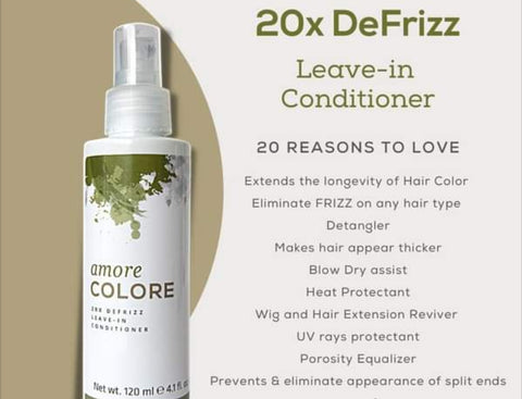 Amore Colore 20x Leave In Conditioner