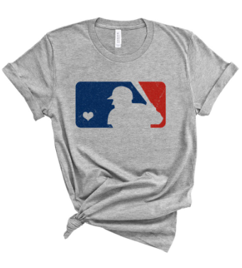 Love MLB Slub Tee