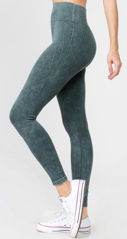 Hova SAGE GREEN Seamless Leggings