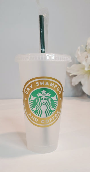 Custom Venti Reusable Cold Cup (24oz)
