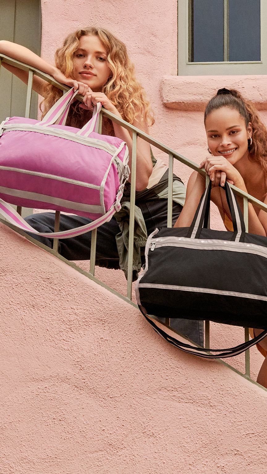 0a154292e0a6 LeSportsac | Water Resistant Ripstop Weekenders, Handbags, & More