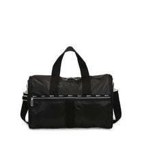 CR Large Weekender Bags, Duffle Bags, LeSportsac, True Black