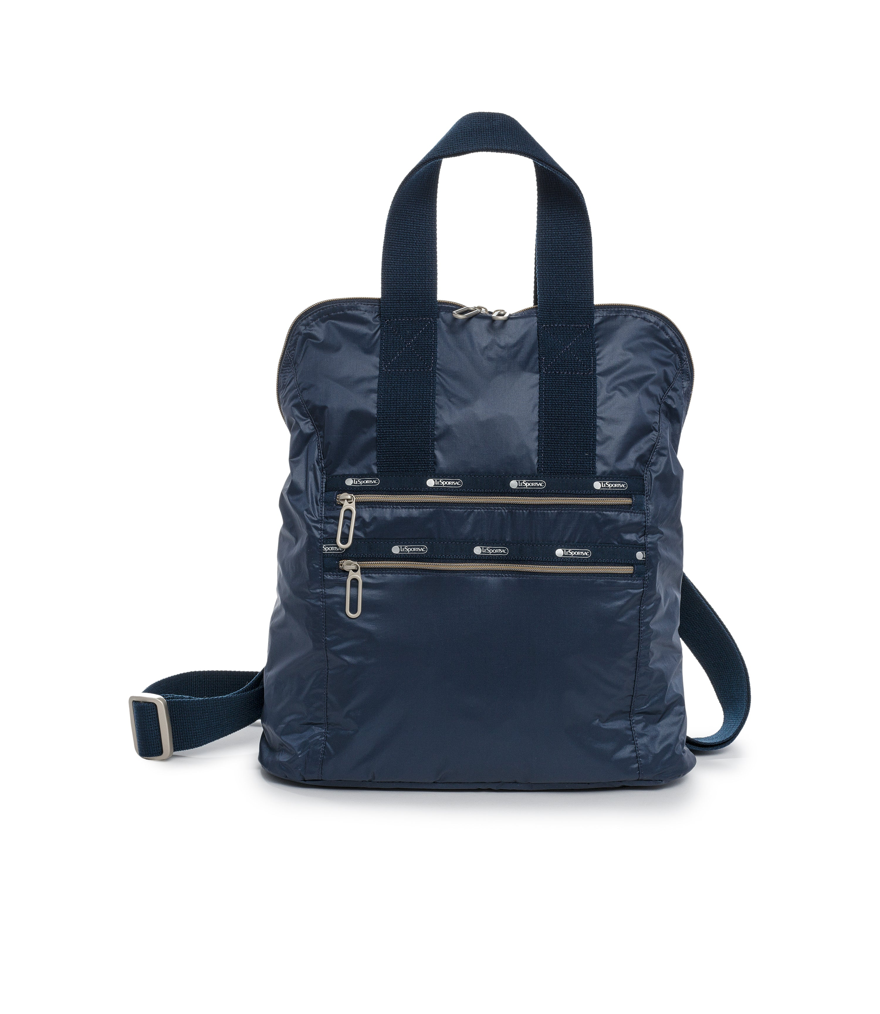 LeSportsac, Commuter Backpack, Water Resistant Backpack, Classic Navy