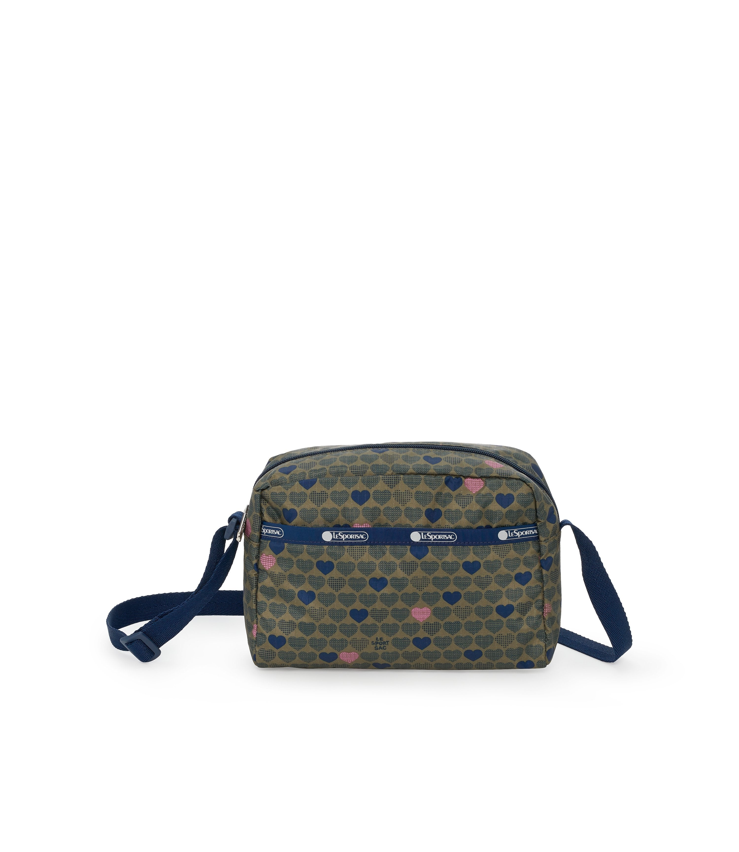 Daniella Crossbody, Nylon Handbags and Classic Purses, Exclusive! Wait For Love print