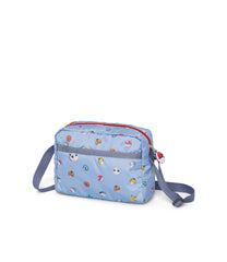 Pokémon - Daniella Crossbody - Handbags - Pokémon Dot Lite - Back View