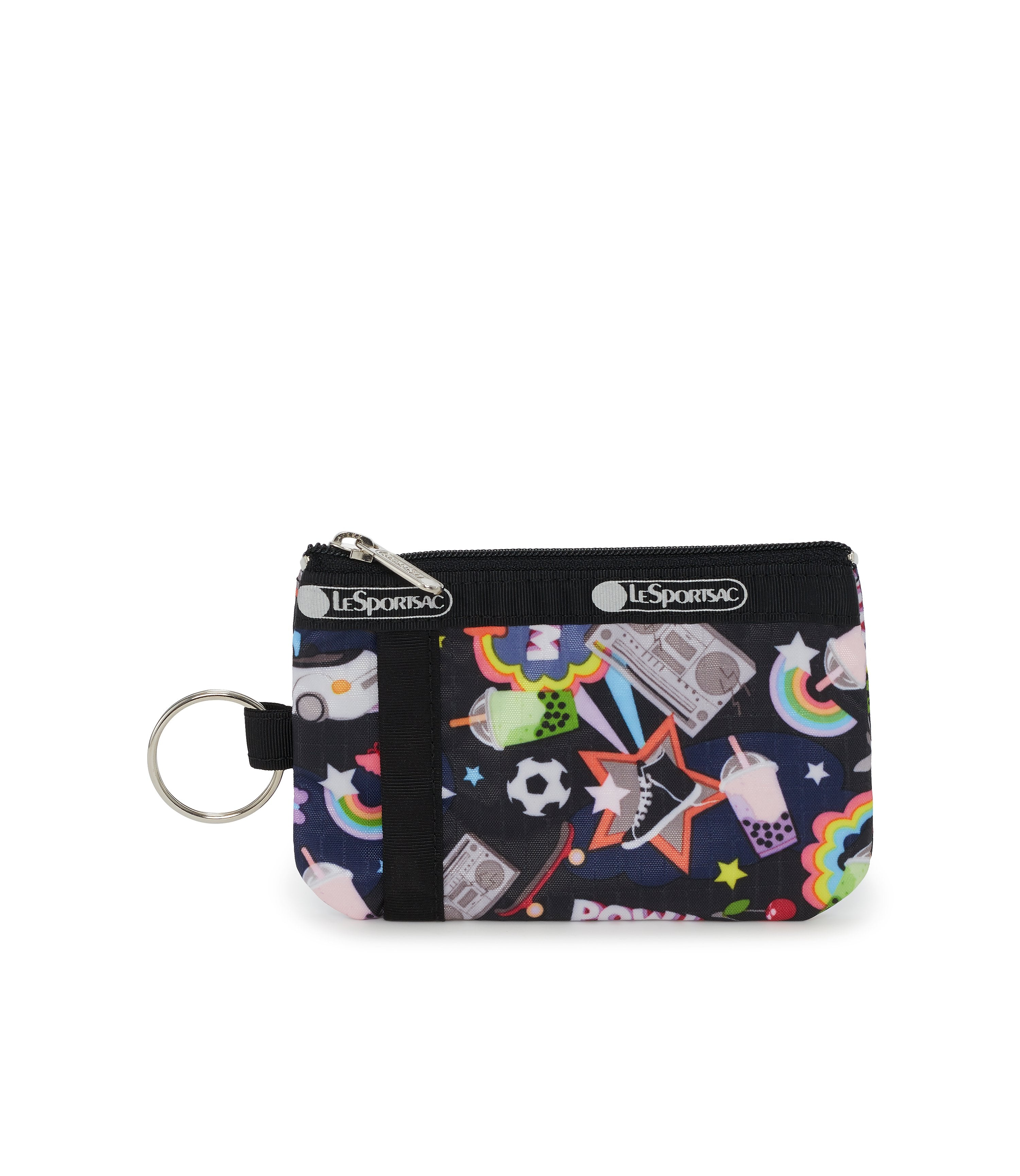 ID Card Case, Accessories and Cosmetic Bag, LeSportsac, Yaas print