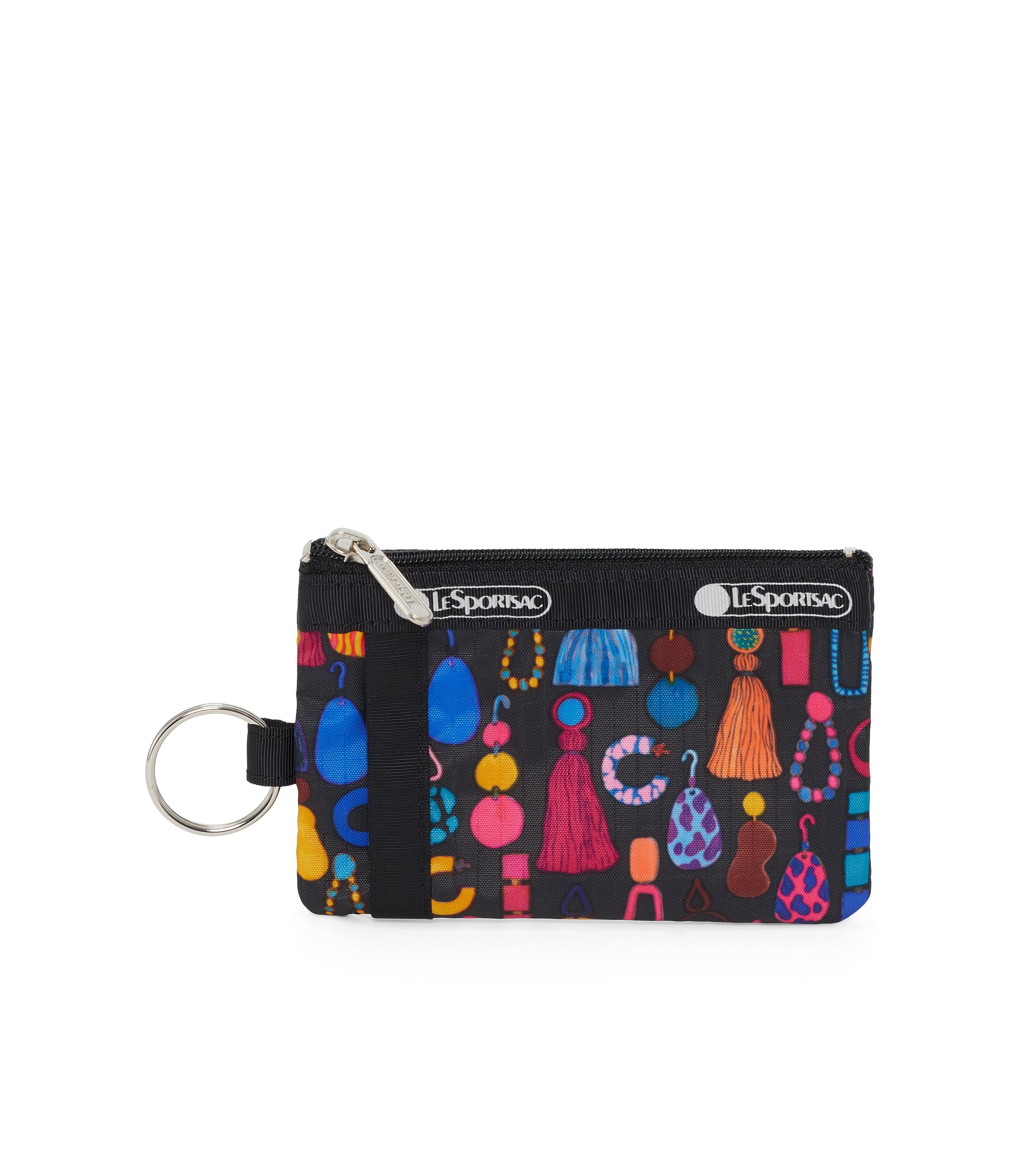 ID Card Case, Accessories and Cosmetic Bag, LeSportsac, Adorn print