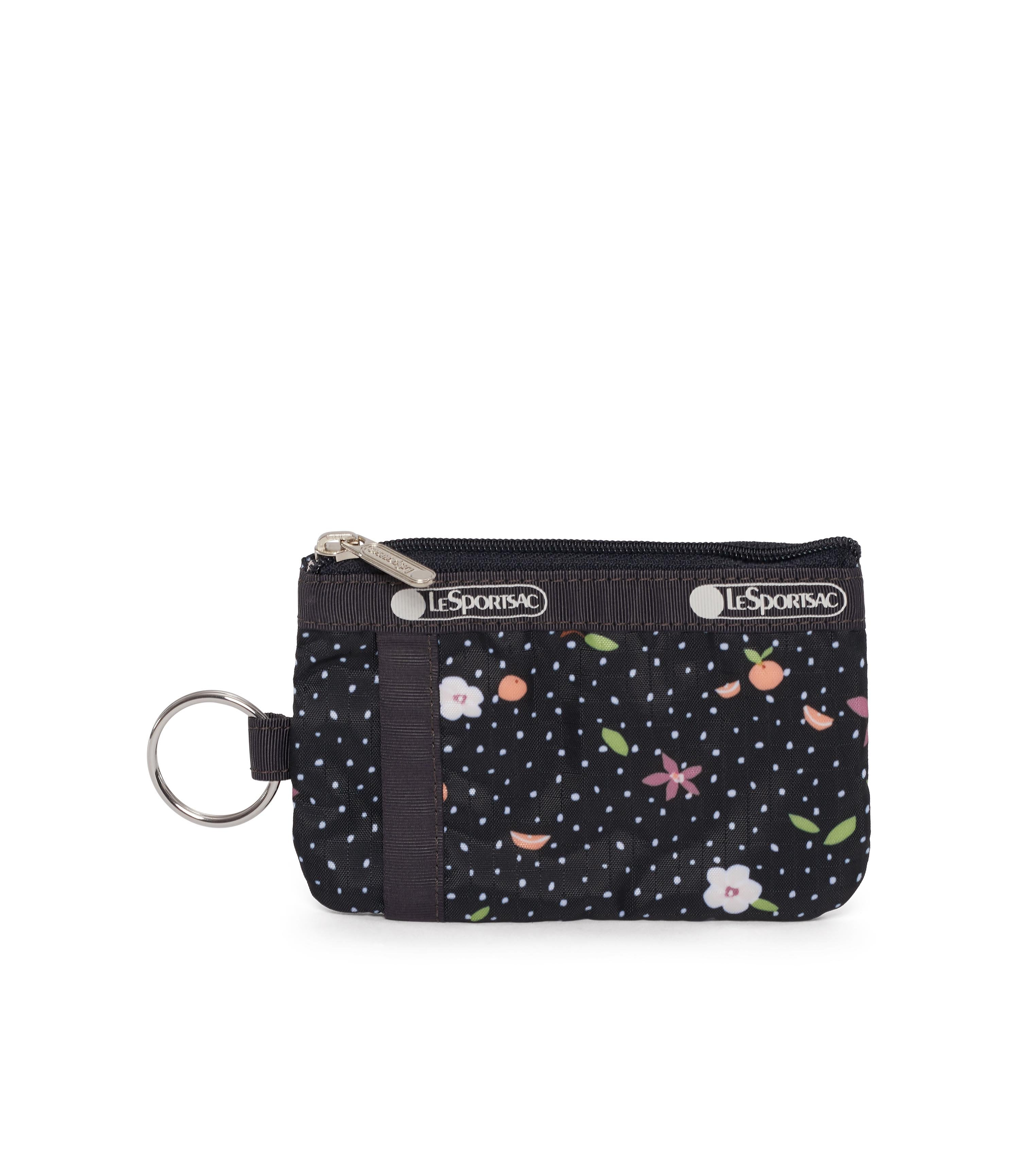 LeSportsac - ID Card Case - Accessories - Fruity Petals print