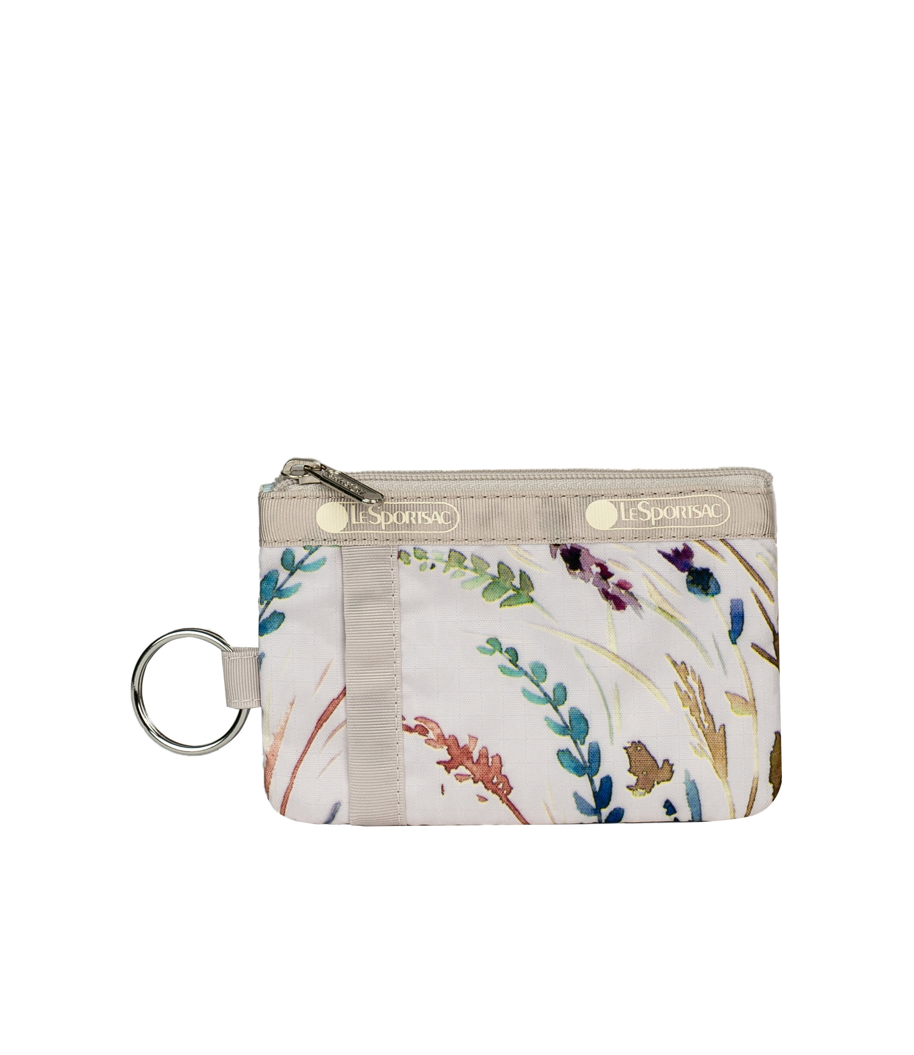 LeSportsac - Accessories - ID Card Case - Windswept Floral print