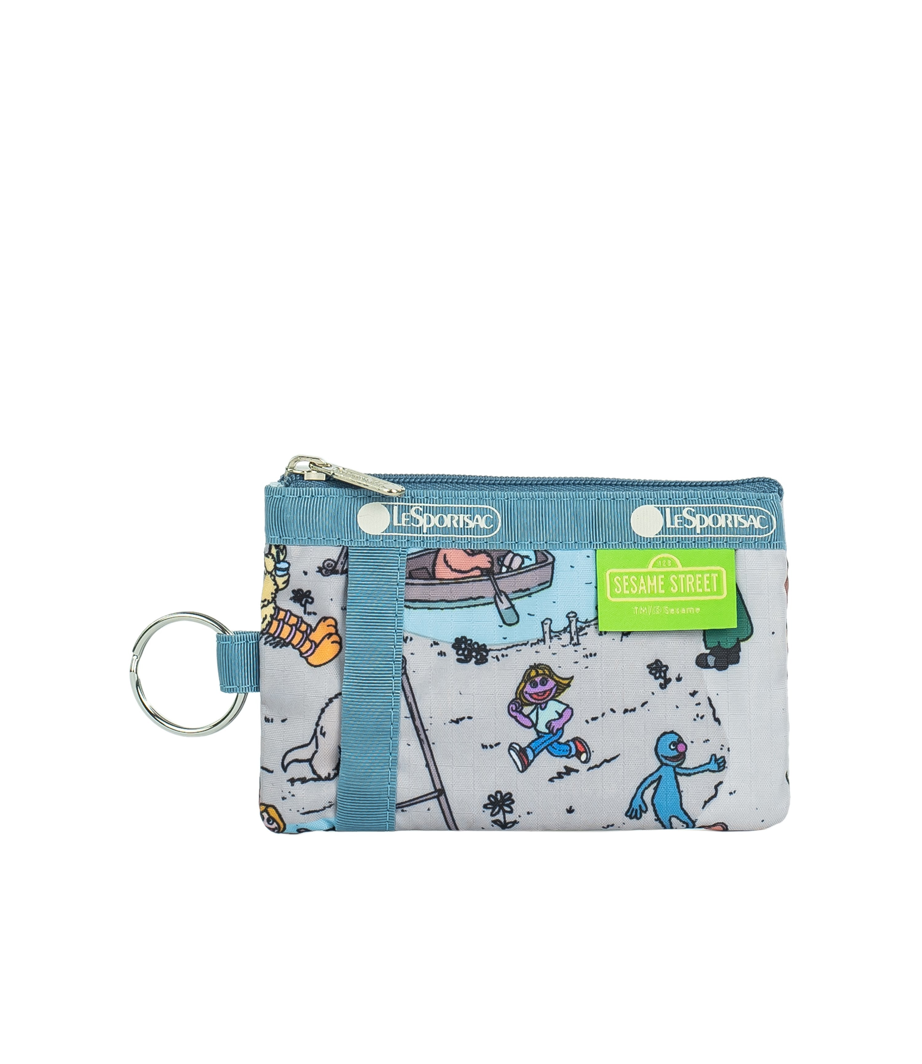 LeSportsac - Accessories - ID Card Case - Sesame Park