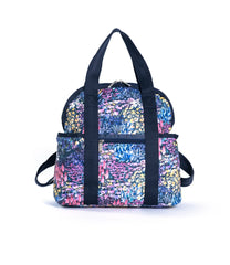 LeSportsac - Double Trouble Backpack - Backpacks - Soho Garden print