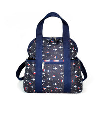 LeSportsac - Double Trouble Backpack - Backpacks - Take Off print