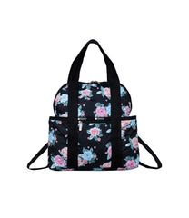 LeSportsac - Backpacks - Double Trouble Backpack - Floral Whim print