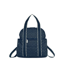 LeSportsac - Backpacks - Double Trouble Backpack - Spectator Dot print