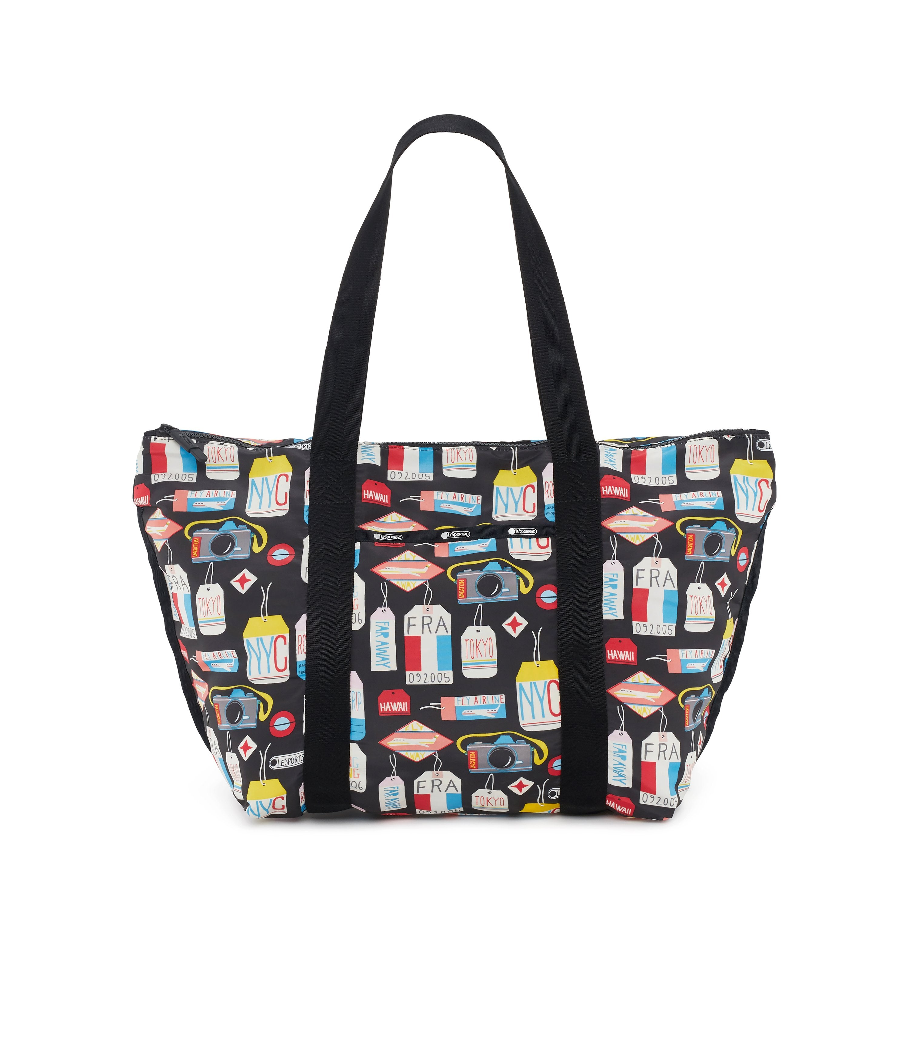 Packable Large Tote 1