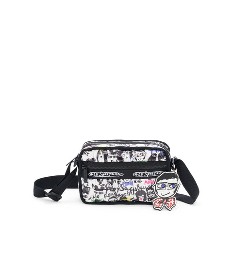 Matelasse Raini Crossbody WB alternative
