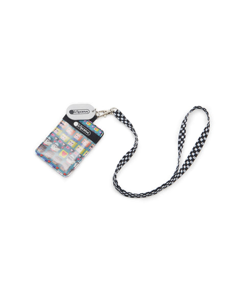 Lanyard with Charm alternative