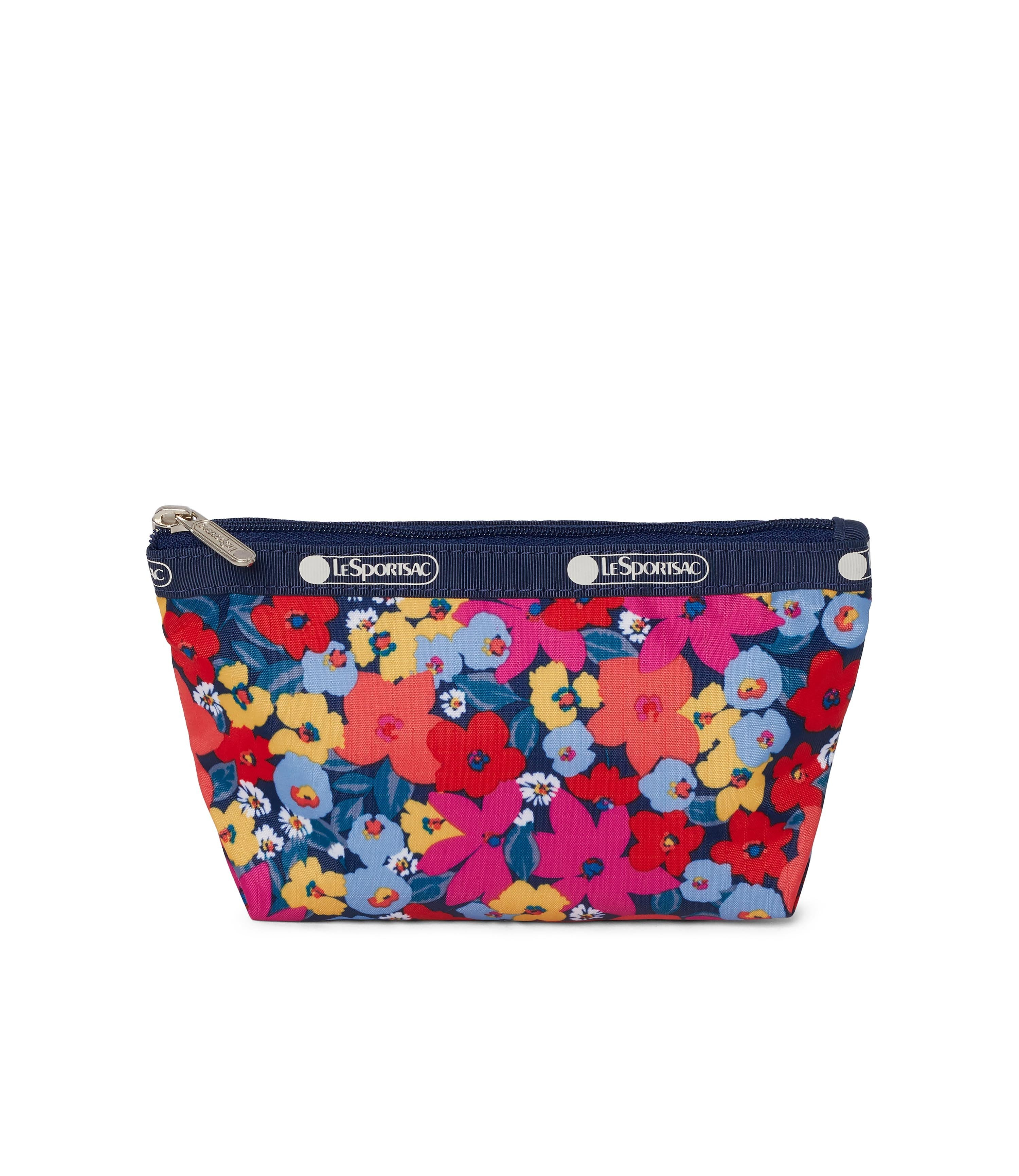LeSportsac - Small Sloan Cosmetic - Accessories - Bright Isle Floral print