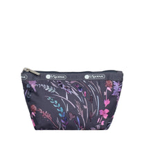 LeSportsac - Accessories - Small Sloan Cosmetic - Windswept Floral Shadow print