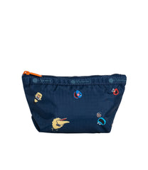 LeSportsac - Accessories - Small Sloan Cosmetic - Sesame Neighbors