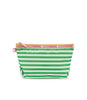 Shorey Stripe Green print