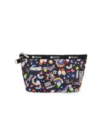 Medium Sloan Cosmetic, Accessories and Cosmetic Bag, LeSportsac, Yaas print