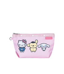 LeSportsac - Medium Sloan Cosmetic - Hello Kitty and Friends - Accessories