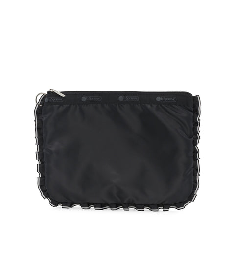 Ruffle Modern Pouch alternative