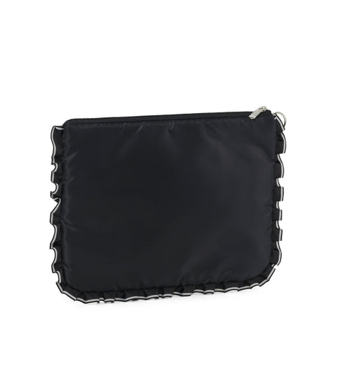 Ruffle Modern Pouch alternative 2