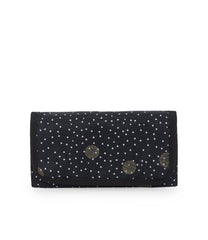 Addie Wallet, Accessories and Cosmetic Bag, LeSportsac, Black Sand print