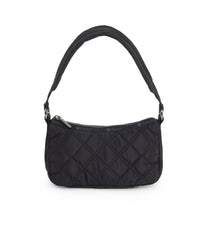 Deluxe Lulu, Handbags and Crossbody Bags, LeSportsac, Matelasse Black Quilted