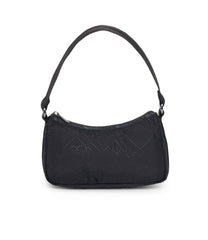 Deluxe Lulu, Handbags and Crossbody Bags, LeSportsac, Fleur De Check Black Debossed